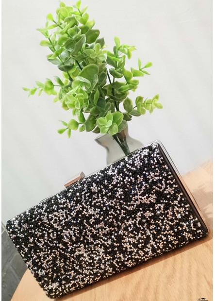 High-Grade Shiny Rhinestone One Shoulder Diagonal Handbags T901556163528