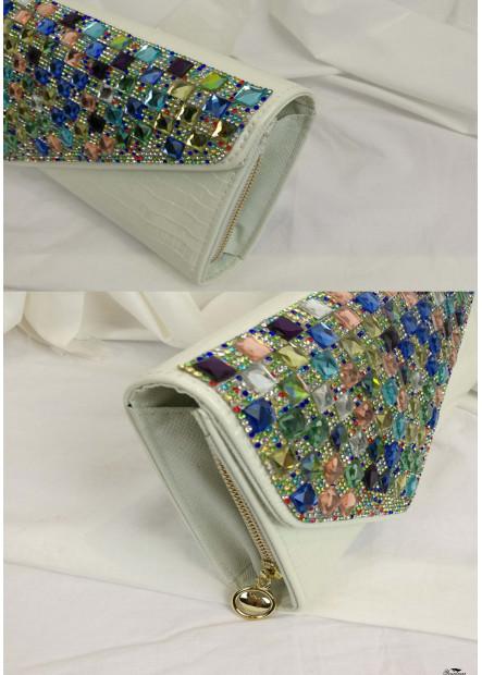 Fashion Large Capacity Rhinestones Handbags T901556091521