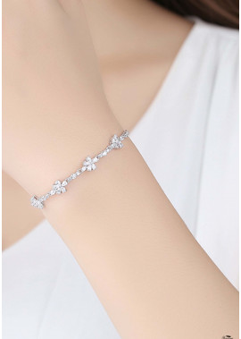 Adjustable Diamond Bracelets T901556264110