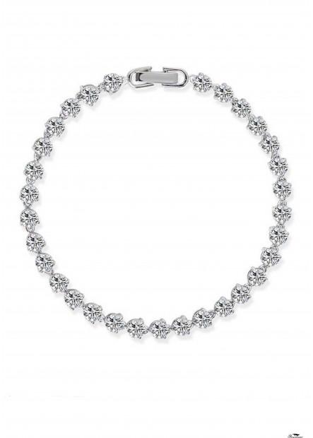 Elegant Zircon Bracelets T901556265109