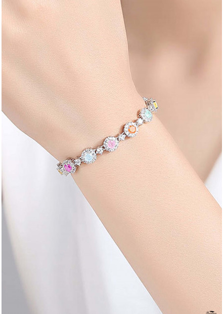 Blue And Colored Bracelets T901556325231