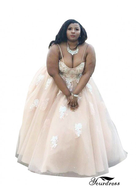 Yourdress Plus Size Prom Evening Dress