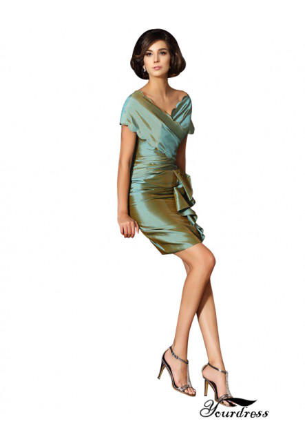 Yourdress 2021 Short Cocktail Dresses For Mother Of The Bride