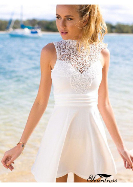 Yourdress Short Wedding / Prom Evening Dress