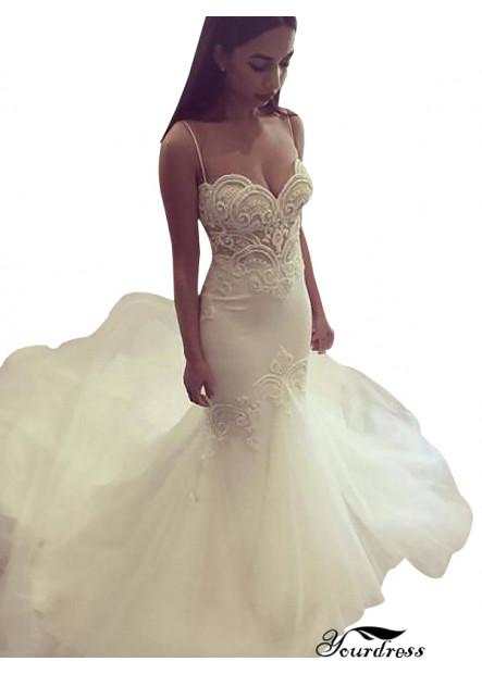Yourdress 2021 Wedding Dress