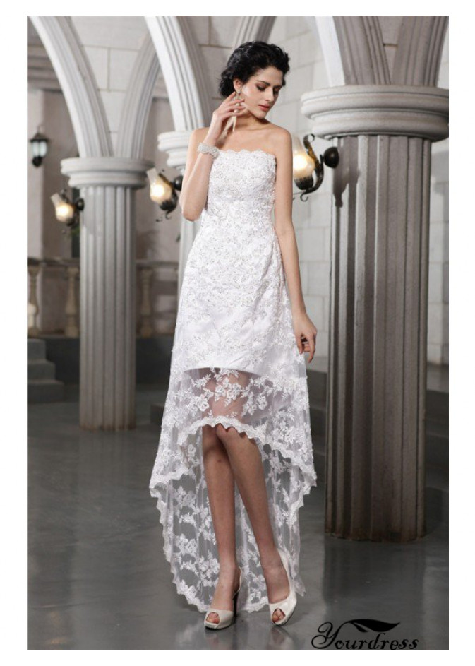 325e835fd52 Tmdress Beach Short Wedding Dresses ...