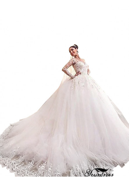 Yourdress 2021 Ball Gowns Elegant Dresses For A Wedding