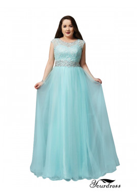 Tmdress Sexy Plus Size Prom Evening Evening Dress