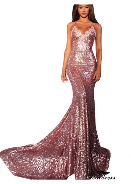 Yourdress Long Evening Mermaid Prom Dress