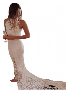 Buy Cheap Price Lace Halter Neck Wedding Dresses Online
