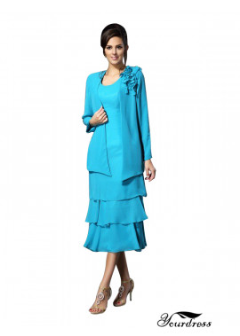 Yourdress Mother Of The Bride Dresses With Sleeves And Jackets