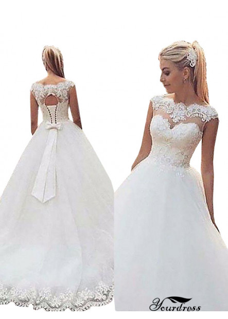 Yourdress 2021 Ball Gowns Wedding Bridal Dresses Sales