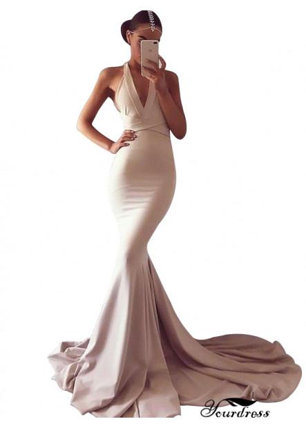 Yourdress Mermaid Long Prom Evening Dress