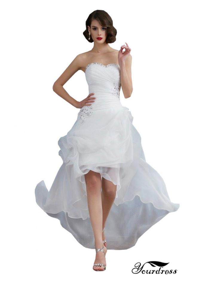 Short Strapless Wedding Dresses Custom Made Wedding Dresses Uk Asymmetrical Wedding Dresses Online,Wedding Dresse