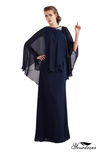 Plus Size Women Evening Dress For Mother Of The Bride UK