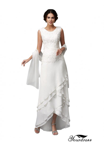 Yourdress Semi Formal Wedding Attire For Mother Of The Bride Dresses