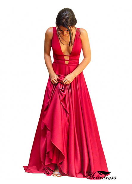 Tmdress Classy Long Prom Evening Dress