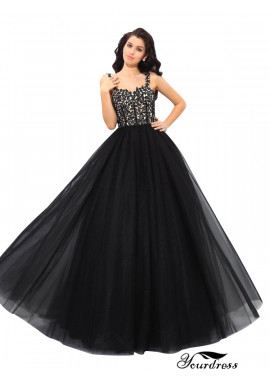 Tmdress Prom Evening Dress