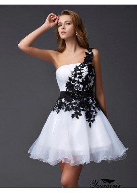 Tmdress Short Homecoming Prom Evening Dress