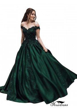 Tmdress Plus Size Long Prom Evening Dress For Women