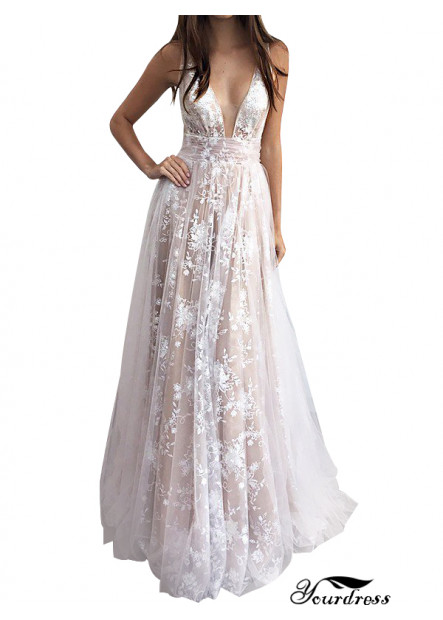 Yourdress Long Prom Evening Dress For Teens