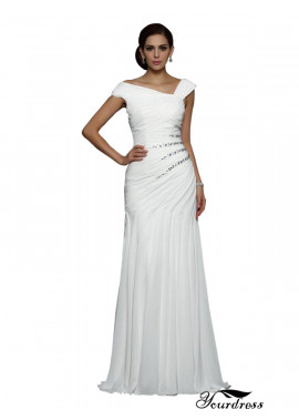 Yourdress Sexy Mermaid Prom Evening Dress