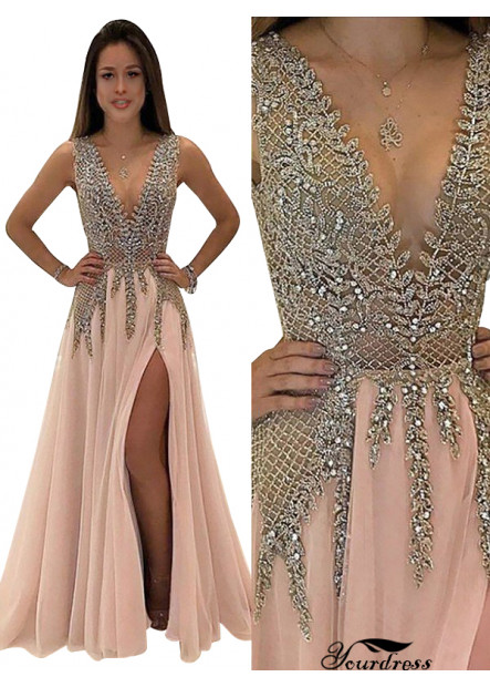 Yourdress Long Prom Gown Evening Dress