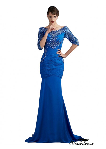 Yourdress Mermaid Mother Of The Bride Evening Dress