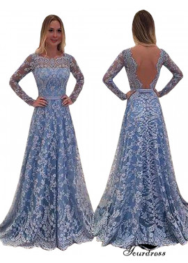 Yourdress Long Prom Evening Dress