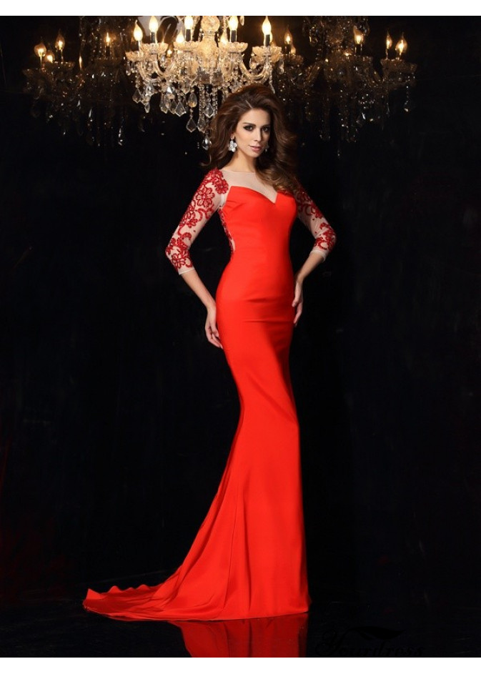 cb79a4dcdeb Tmdress Sexy Mermaid Prom Evening Dress ...