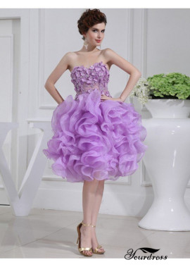 Yourdress Short Homecoming Prom Dress