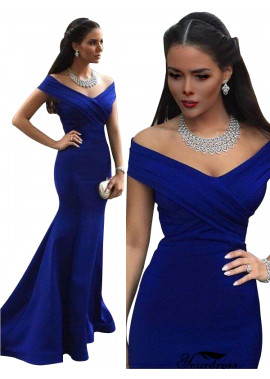 Yourdress Royal Blue Pretty Prom Evening Dress For Wedding Online