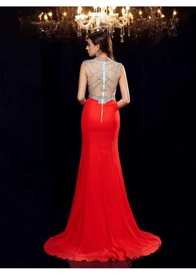 84e3ea1a09e ... Tmdress Sexy Mermaid Prom Evening Dress ...