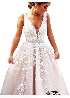 Tmdress Long Prom Evening Dress