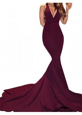 Yourdress Sexy Junior Mermaid Long Prom Evening Dress