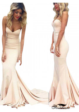 Yourdress Mermaid Long Prom Evening Dress