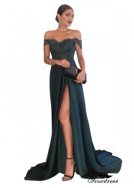 Yourdress Cut Long Prom Evening Dress