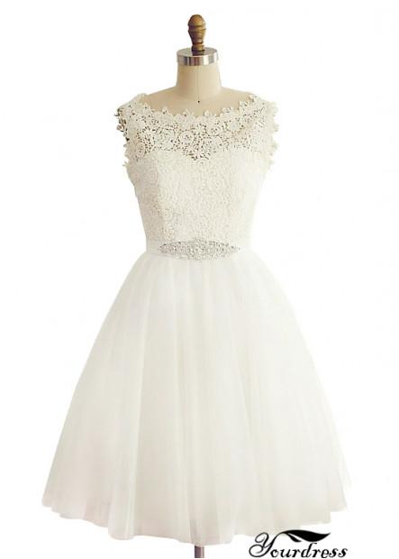 Yourdress Short Wedding Dress Wedding Formal Dresses