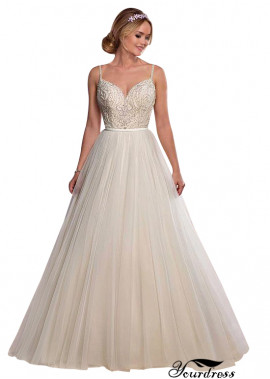 Tmdress Plus Size Wedding Dress