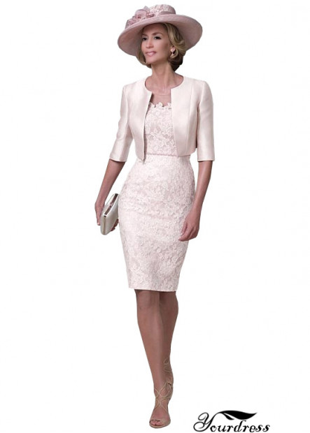 Yourdress Dresses For Mother Of The Bride With Jackets Sale