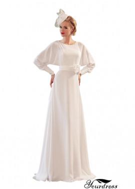 Yourdress Scoop Silk Wedding Dress Shop In Brisbane