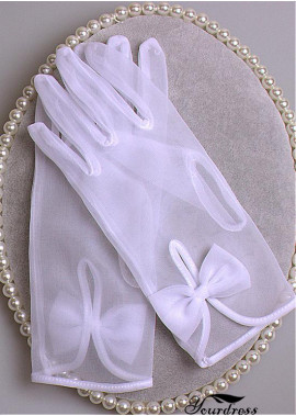 Tmdress Wedding Gloves