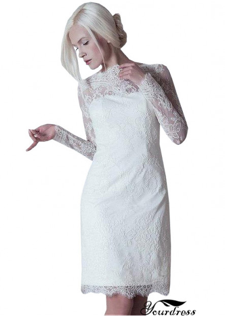 Yourdress Short And Classy Wedding Dresses UK Online