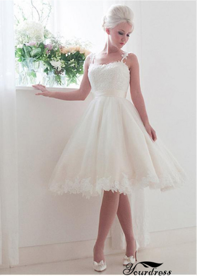 40a436e36a1 Tmdress Short Wedding Dress ...