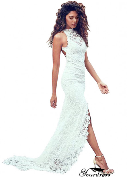 Backless UK Sheath Bridal Dresses Sites Online