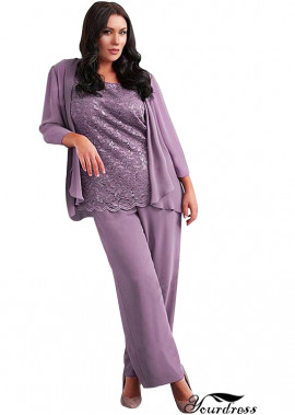 Yourdress Plus Size Women Pantsuits Mother Of The Bride Dress Online