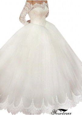 Plus Size Lovely Wedding Dresses & Ball Gowns