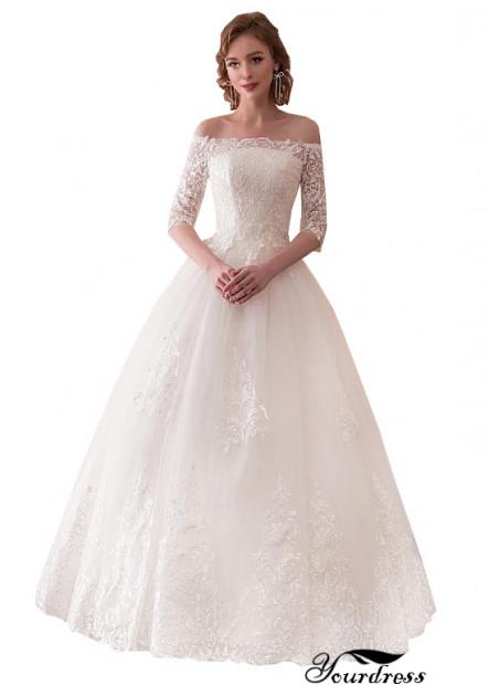 Wedding Dresses UK Cheap Off The Shoulder Bridal Gowns Online