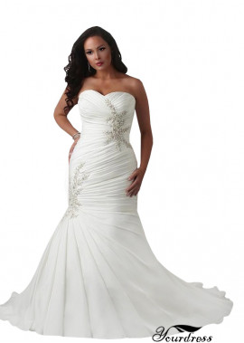 Yourdress Plus Size Ball Gowns