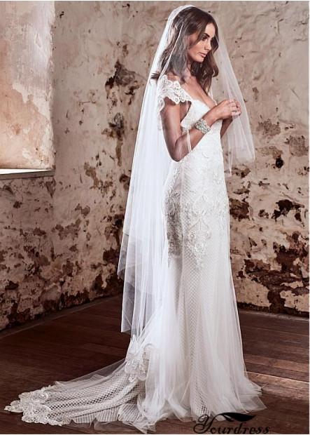 White Long and Short Tulle Wedding Veil UK Online